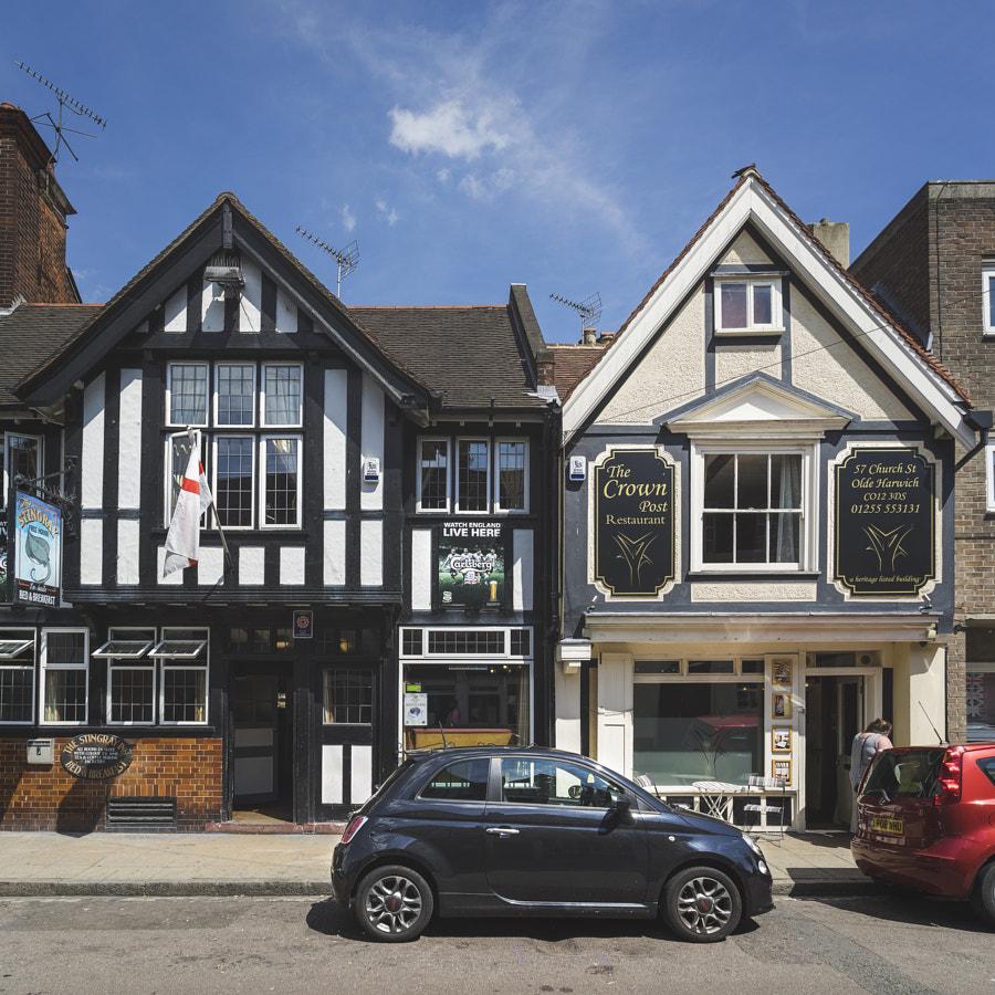 Harwich, UK XI