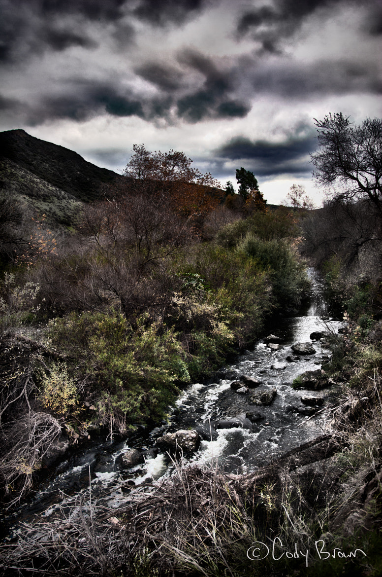Photograph Hill Canyon River by Cody Brown on 500px