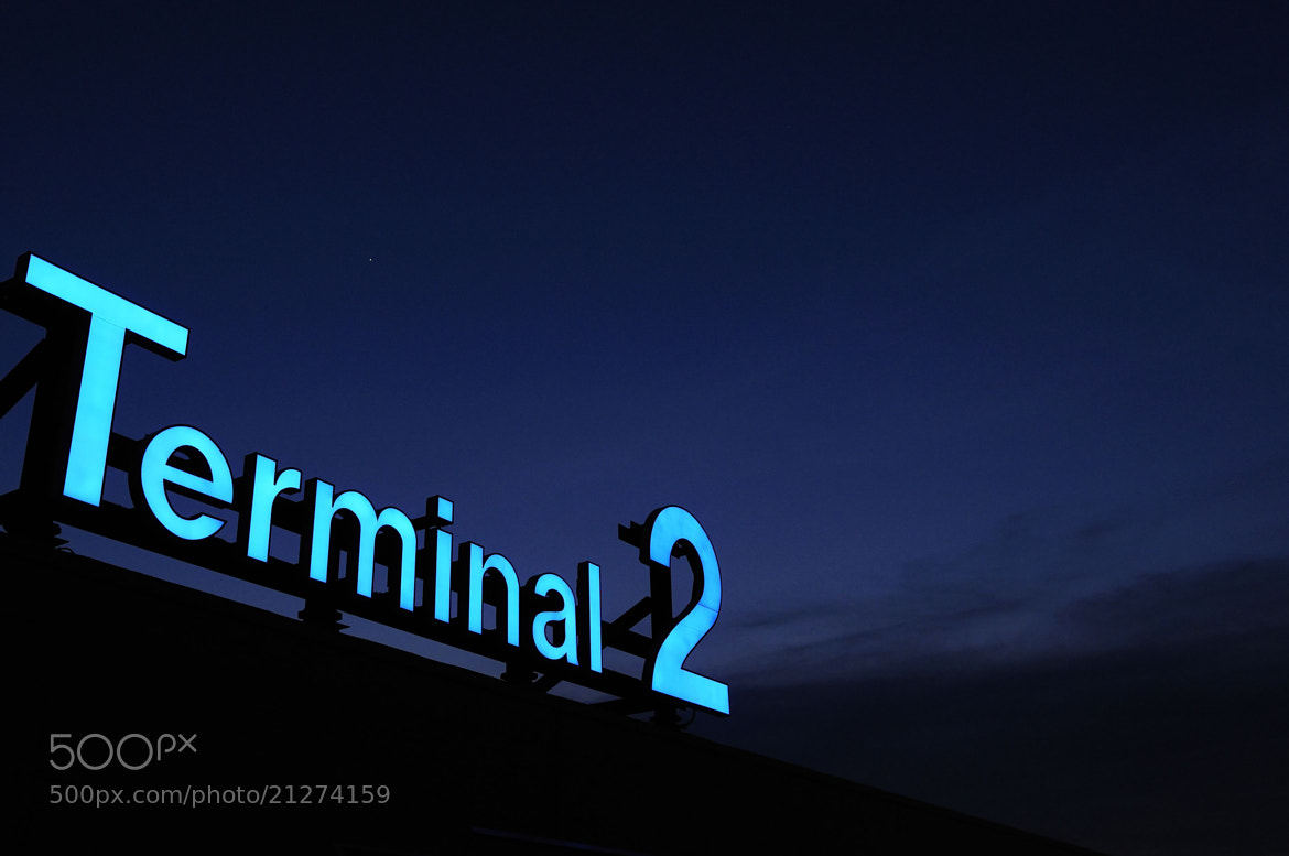 Photograph Airport by Keith_TT on 500px