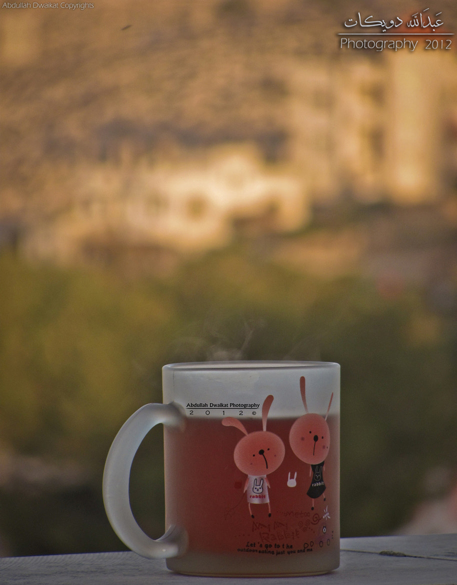 Photograph Tea ♥ ~ !  by Abdullah Dwaikat on 500px