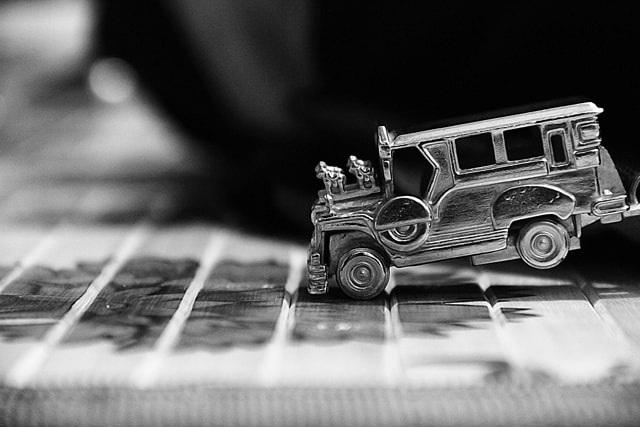 "Photograph ""The Mini Jeepney of Manila"" by Haris Putra on 500px"