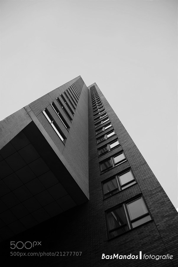 Photograph Black and white Eindhoven by Bas Mandos on 500px