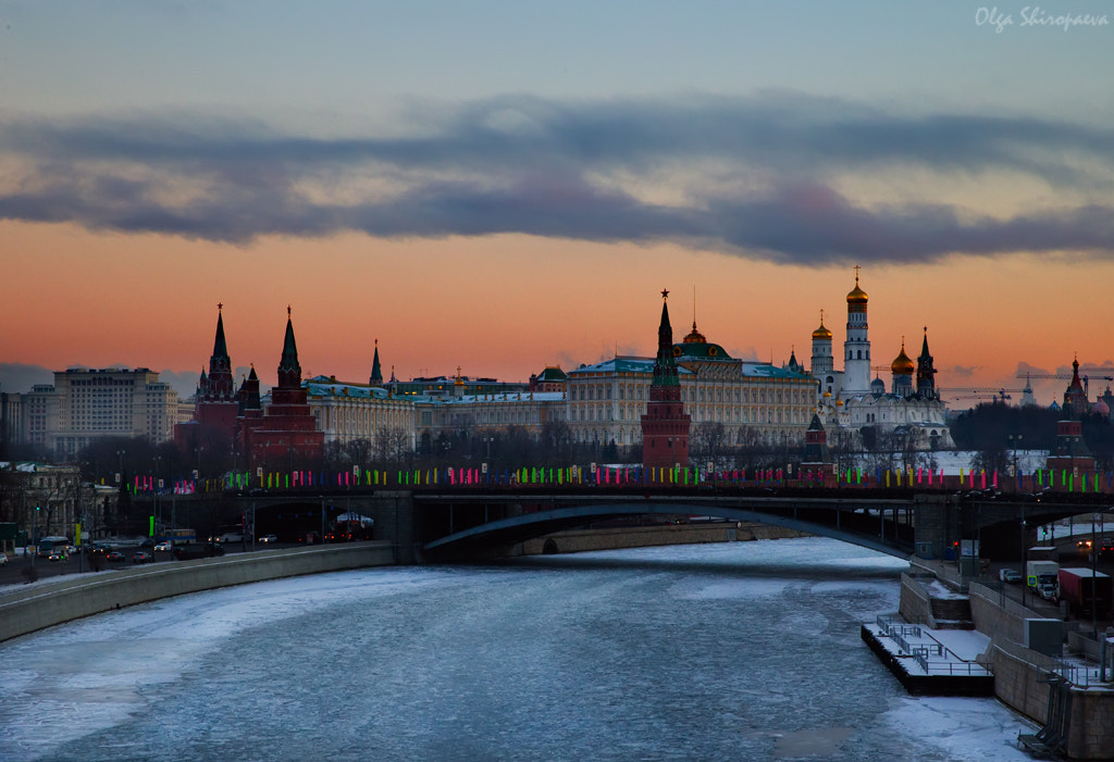Photograph Moscow. by Olga Shiropaeva on 500px