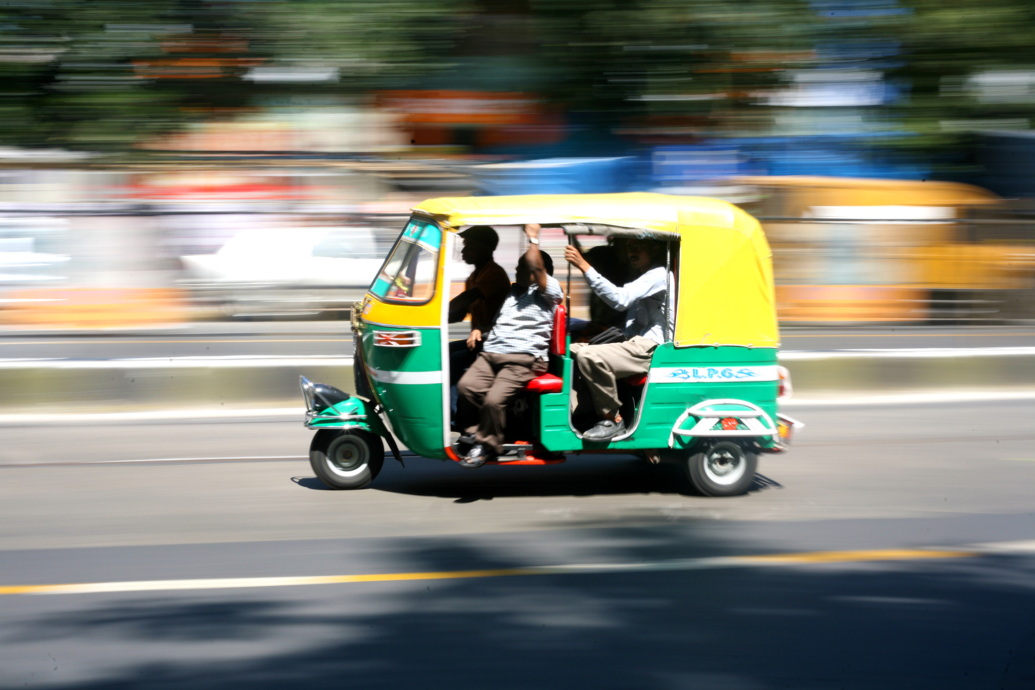 Photograph Tuk Tuk by Andrea Gherardi on 500px