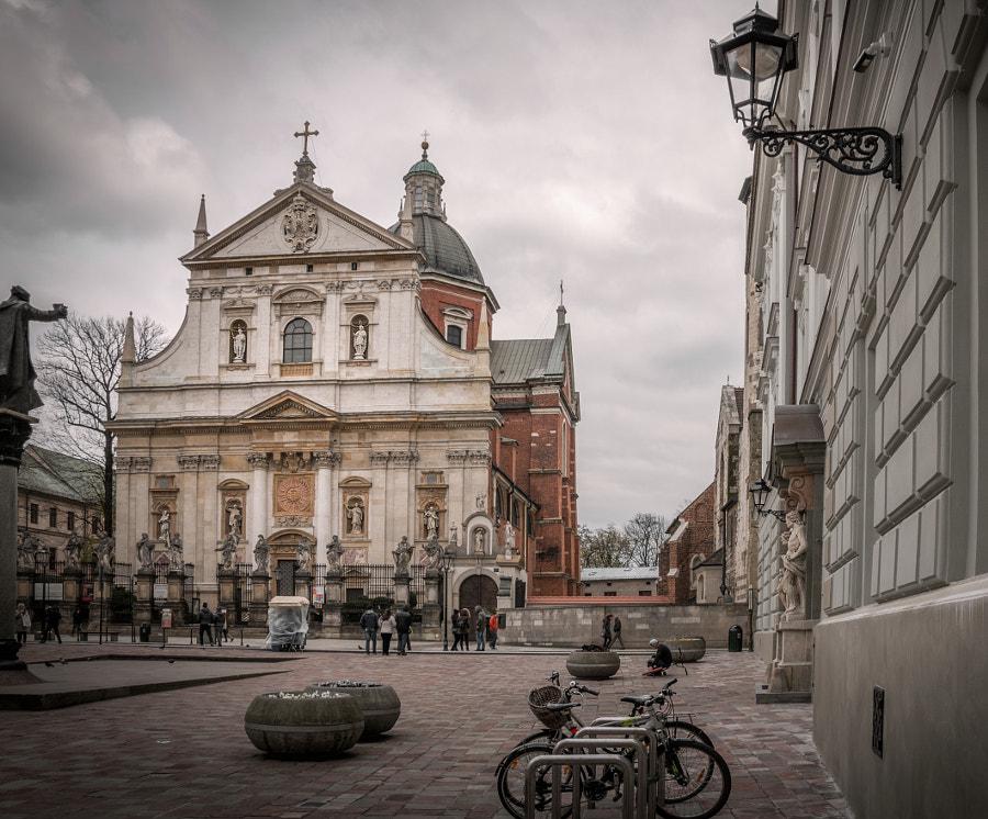 Old Krakow by Lubomir Mihalik on 500px.com