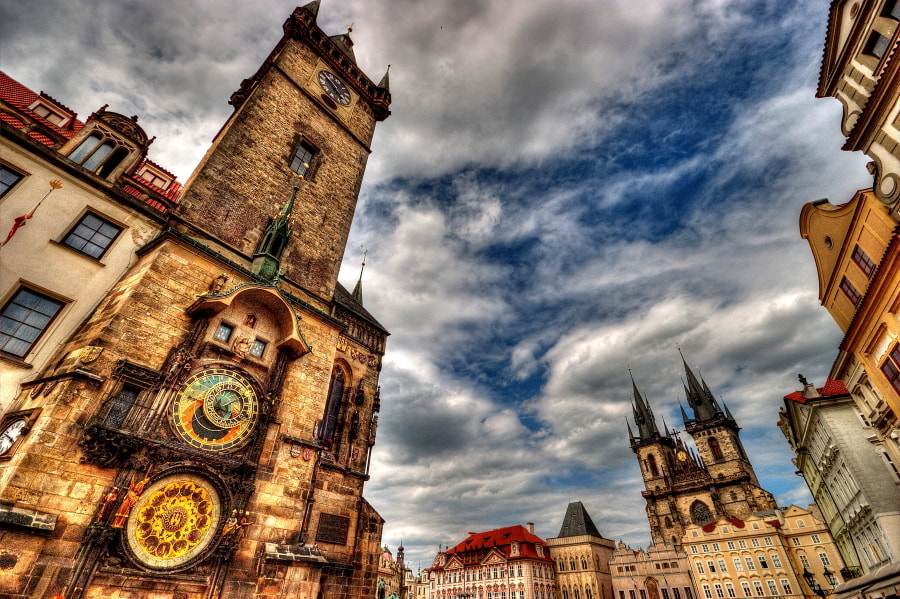 Photograph Prague by Max Privette on 500px