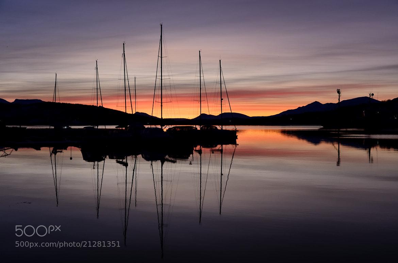 Photograph Daylight in Tromsø des. 23 by John Hemmingsen on 500px