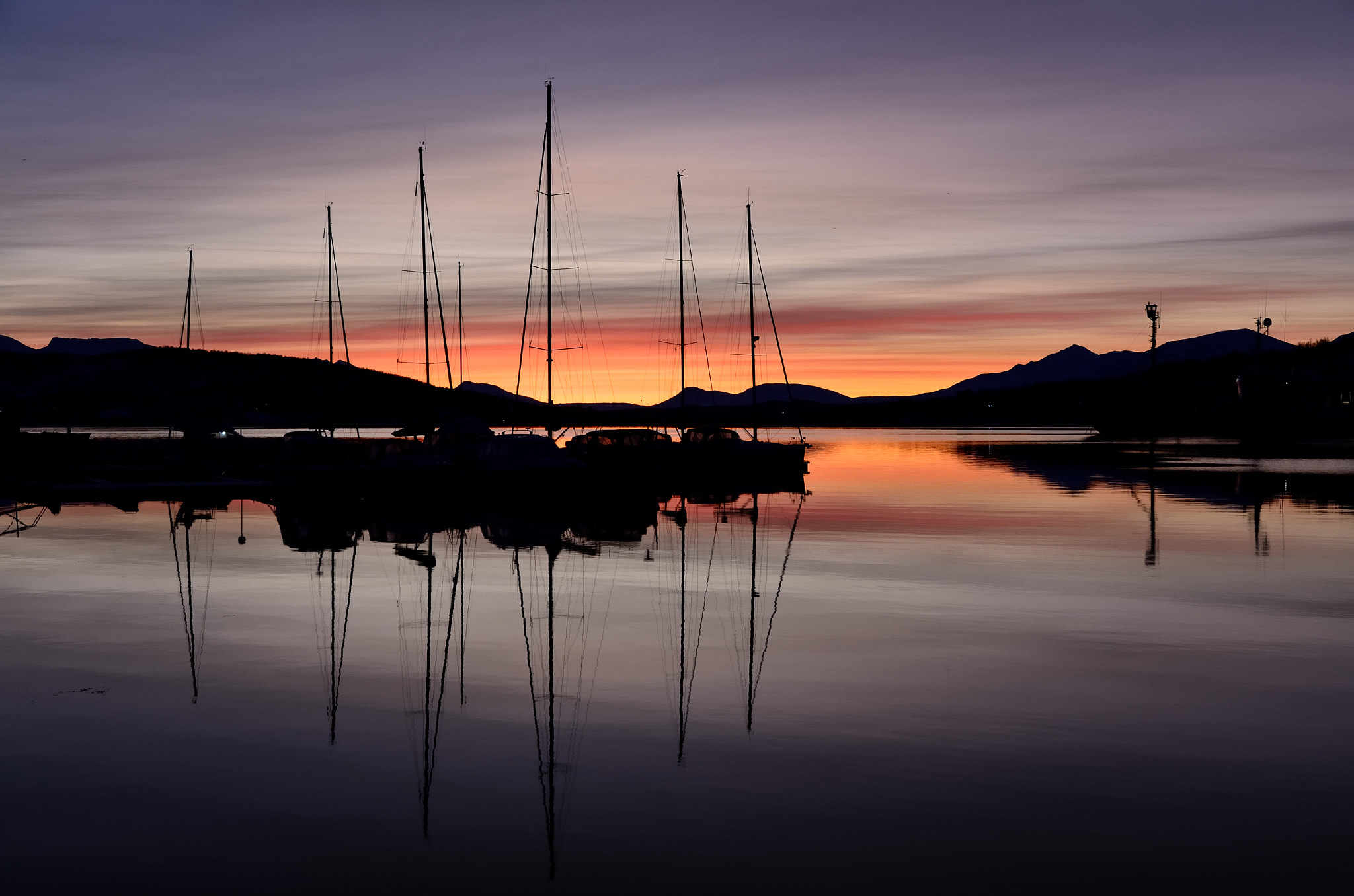 Photograph Daylight in Tromsø des. 23 by John Hemmingsen on 500px