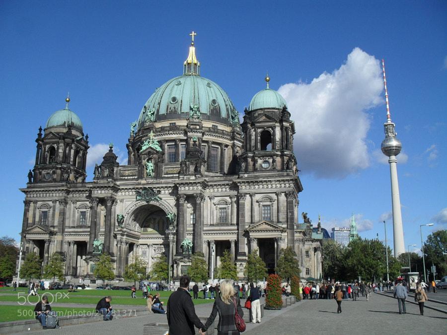 Berlin, Berlin by Romain Galati (rgt26)) on 500px.com