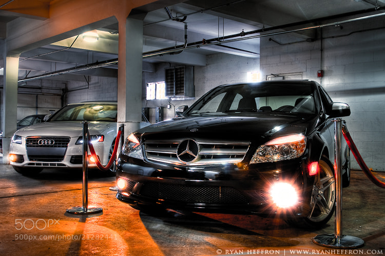 Photograph The Garage by Ryan Heffron on 500px