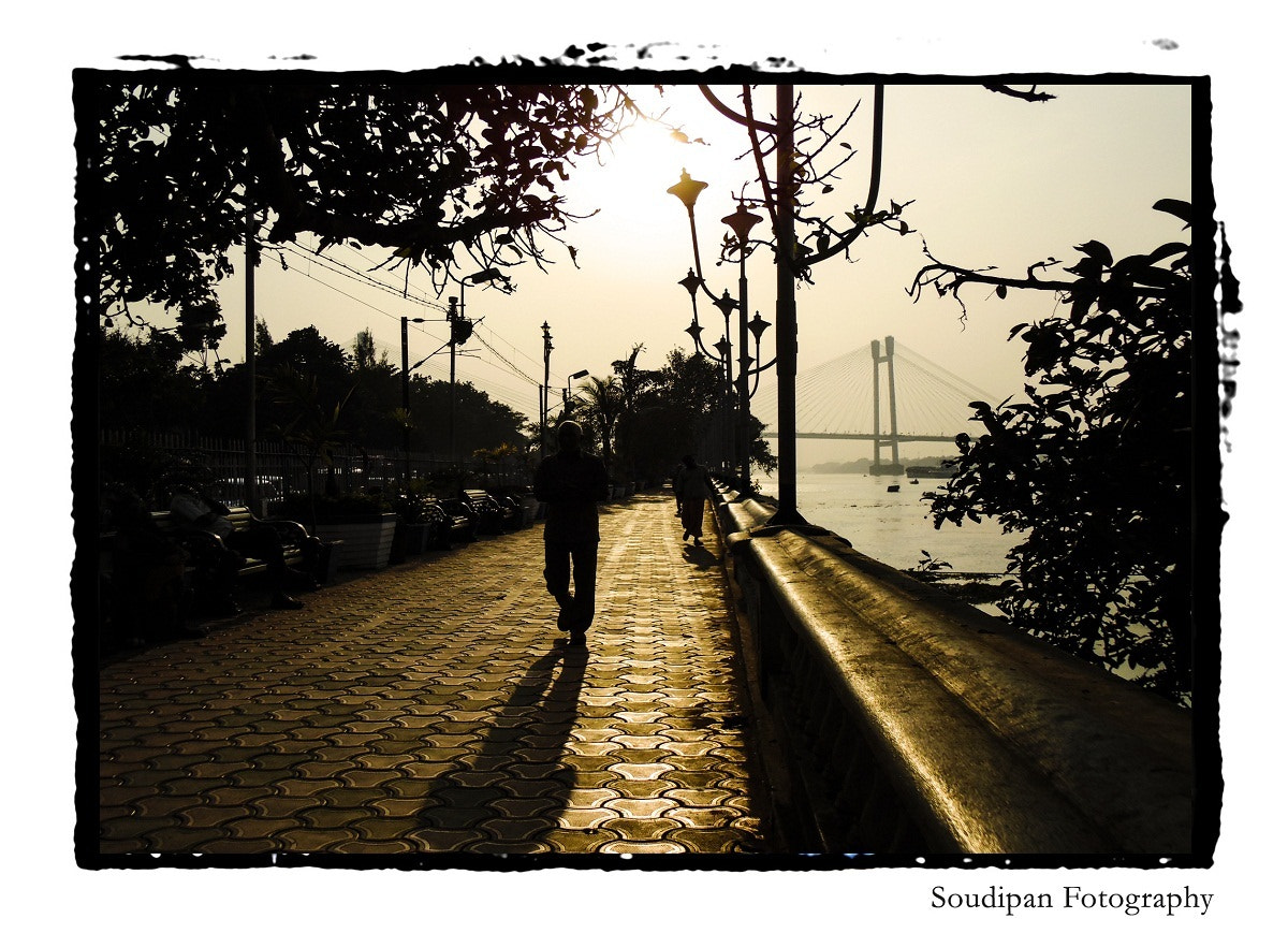 Photograph Walking down the street .. by Soudipan Maity on 500px