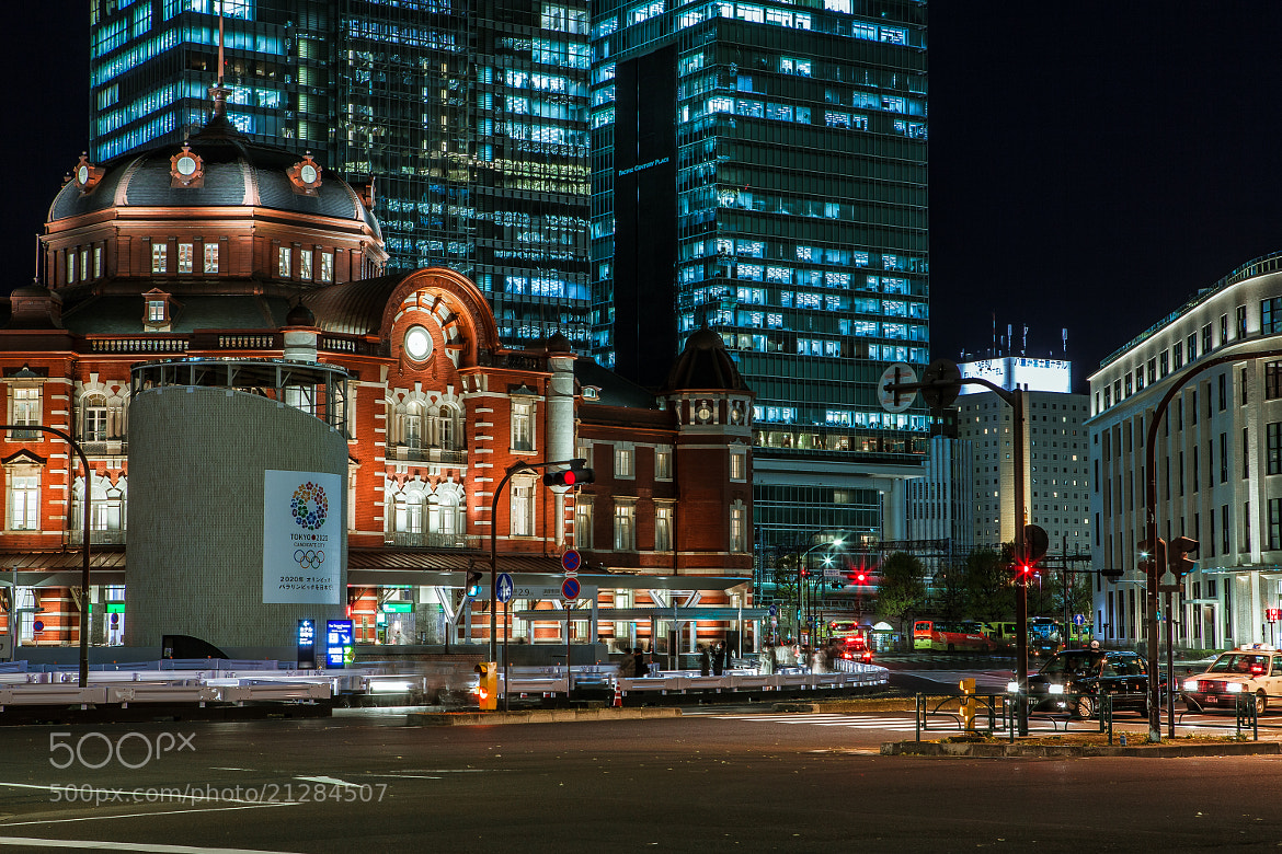 Photograph Tokyo Station  by Structuresxx  on 500px