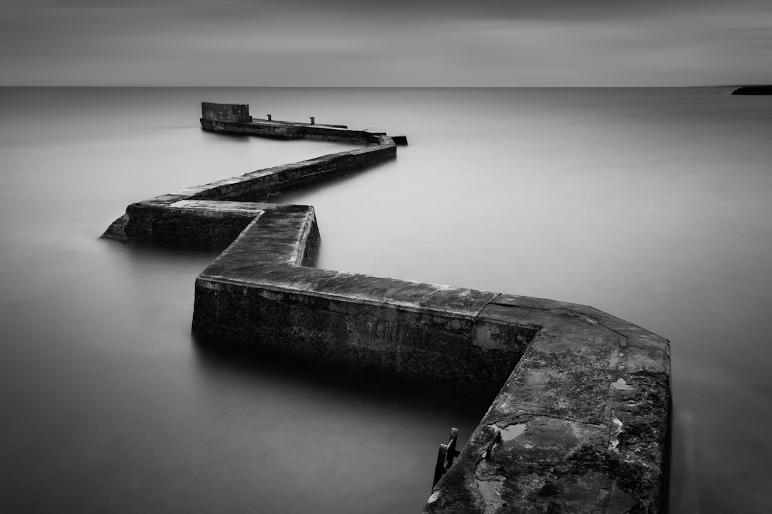 Photograph Coastal Defences by Billy Currie on 500px