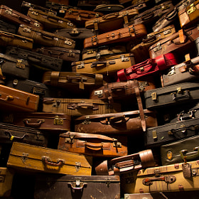 Lost Bags by Jose Aguado (JoseAguado)) on 500px.com