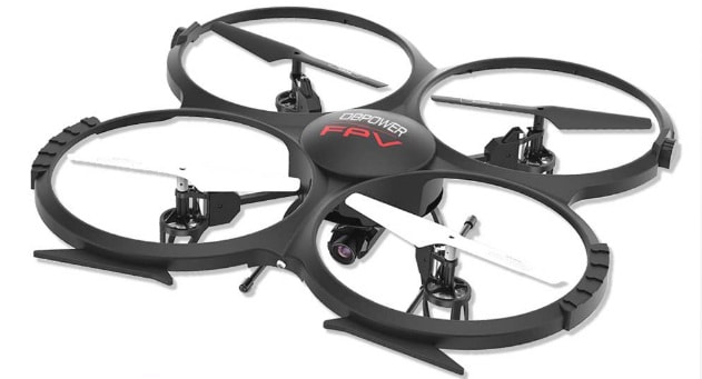 10 Best Drones Under 100 Dollars with Camera