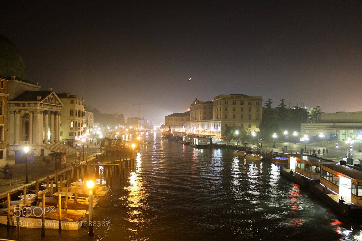 Photograph night in venice by Tijana Jovanović on 500px