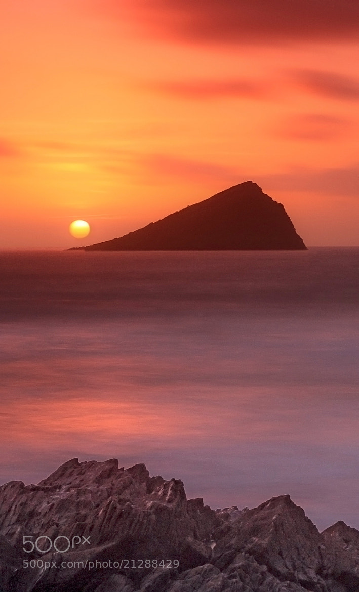 Photograph The Great Mewstone by Chris Marshall on 500px