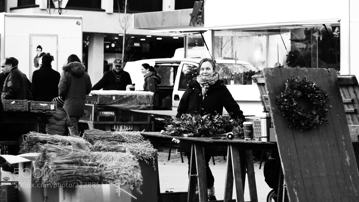 Photograph Christmas Market by Stian Karlsen on 500px