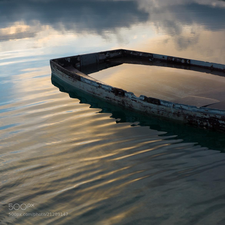 Photograph Still dusk by Anaïs Mottaz on 500px