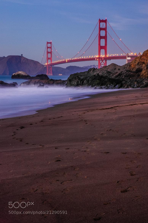 Photograph Golden Gate Bridge by Jason Waltman on 500px