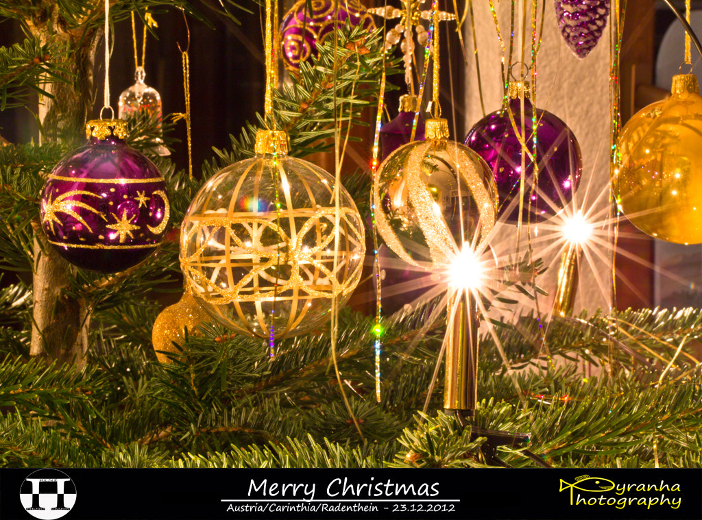 Photograph Merry Christmas by René Pirker on 500px