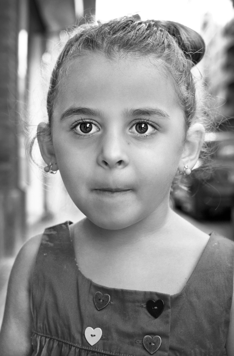 Photograph .Lilttle Girl by Maria Gateu on 500px