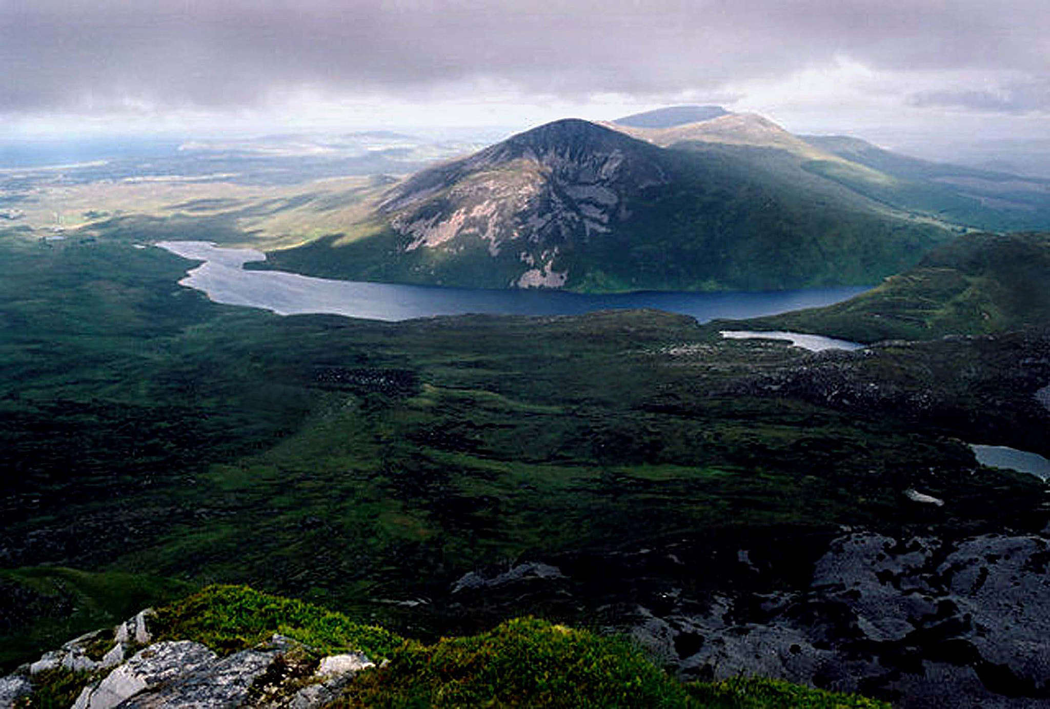 Photograph An Eachla Mhor view by John  Reed on 500px