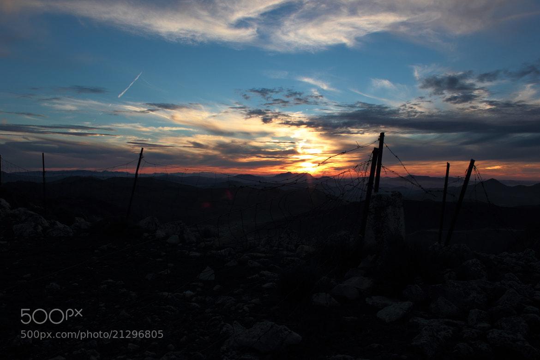 Photograph Sunset by Seba AR on 500px