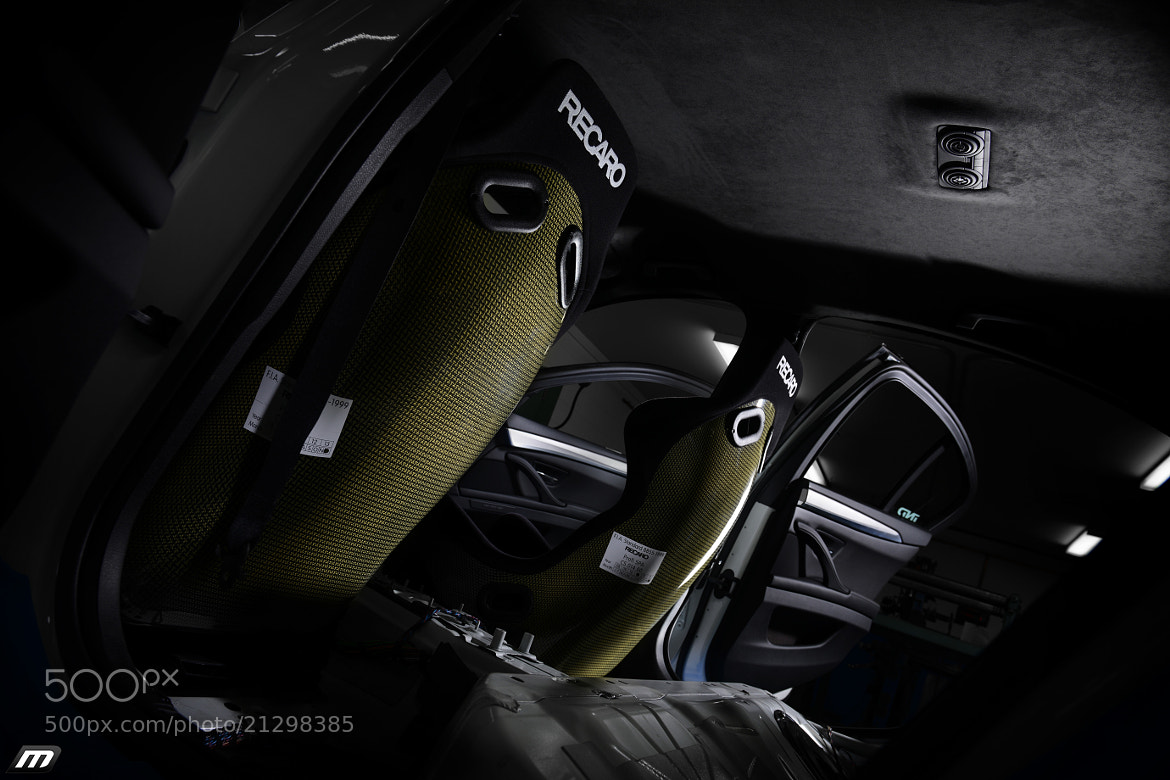 "Photograph ""The Beast"" by IND with Recaro by Johan Lee on 500px"