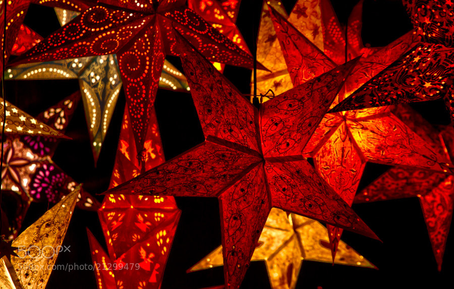 Photograph Merry Christmas by Benno Pütz on 500px