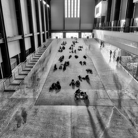 The Ghosts of Tate Modern