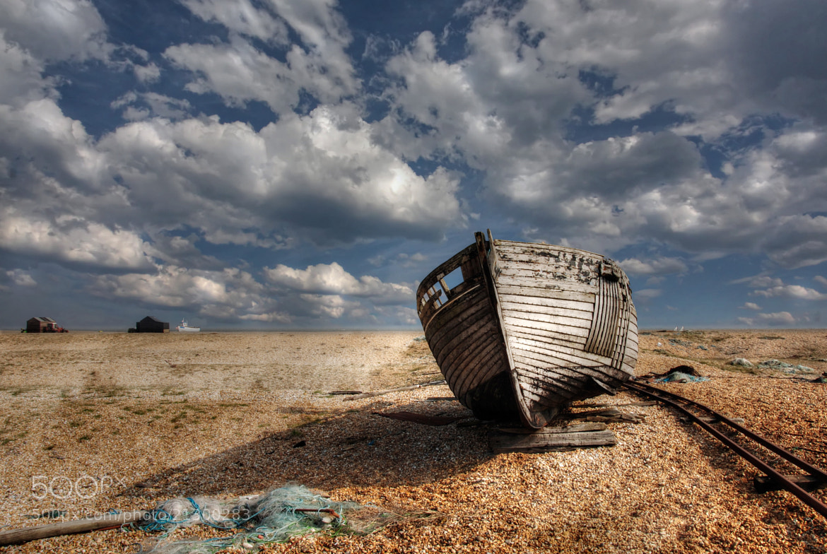 Photograph Boat by James HowardAsh on 500px