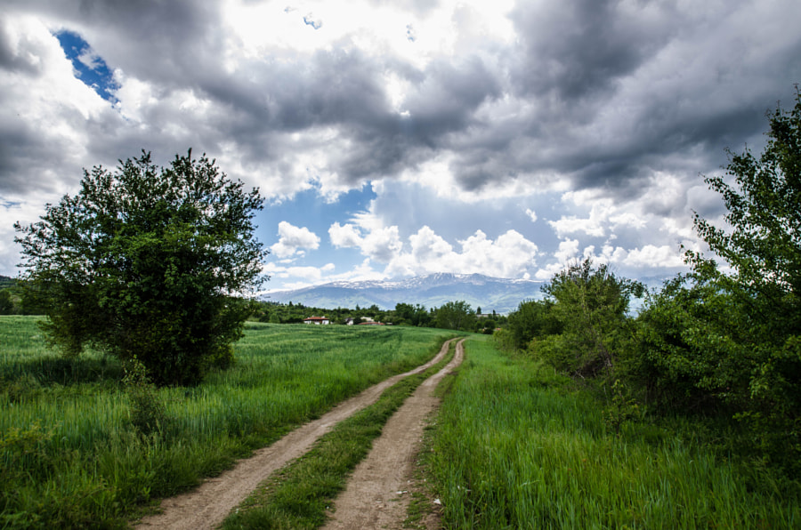 Clouds in Spring day by Georgi Tsachev on 500px.com