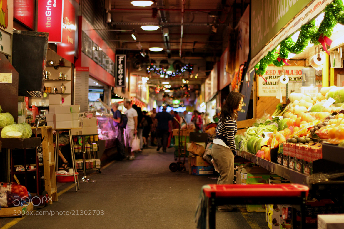 Photograph Central markets by Sam Clark on 500px