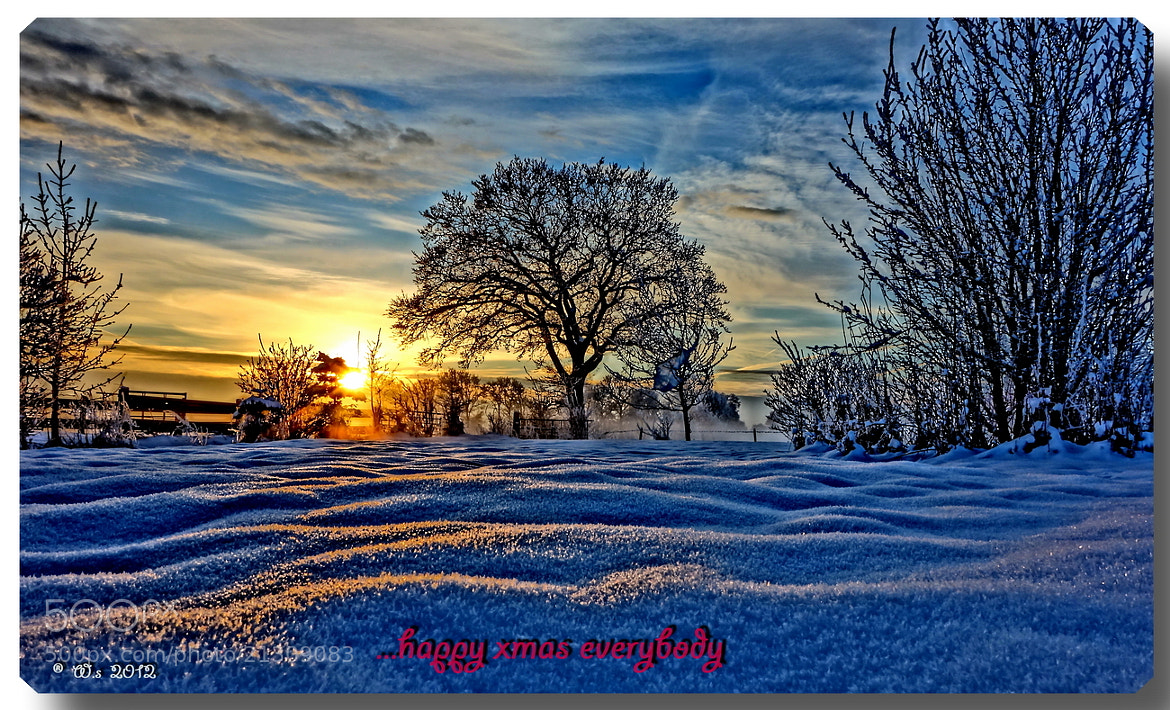 Photograph xmas card by Werner S. on 500px