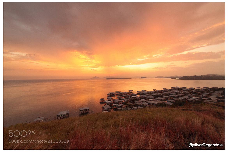 Photograph Tubusereia Village Sunset by Oliver Regondola on 500px