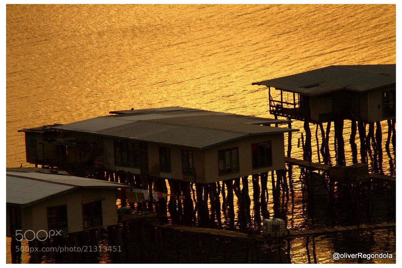 Photograph Golden Sea by Oliver Regondola on 500px