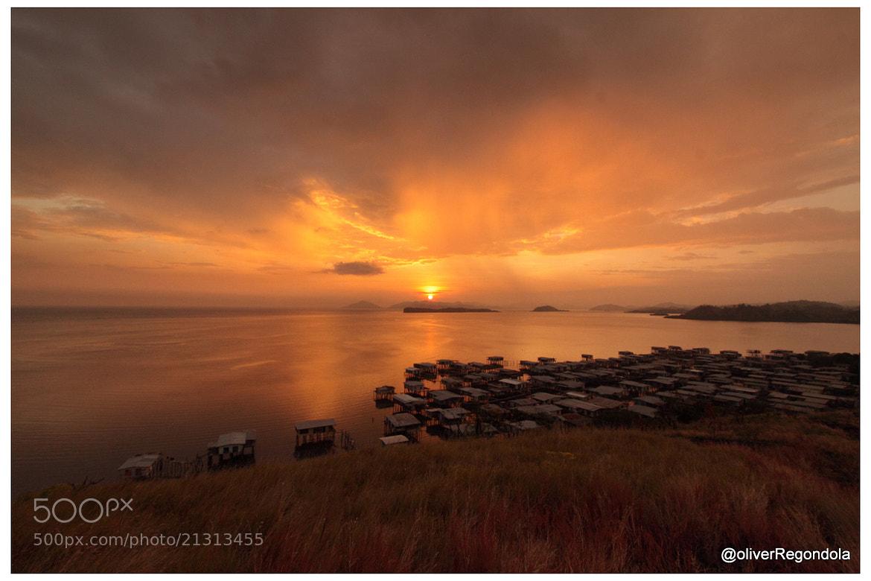 Photograph Loloata Sunset 2 by Oliver Regondola on 500px