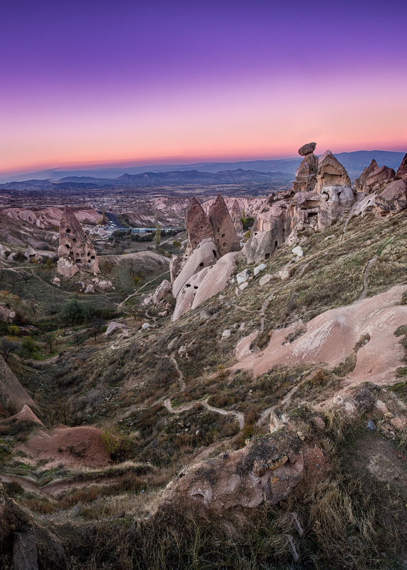 Photograph Old Man of Uchisar, Cappadocia, Turkey by Ajit Menon on 500px