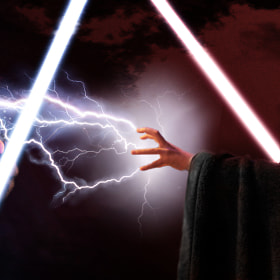Duel of the Fates by Dave Hamilton (hammy)) on 500px.com