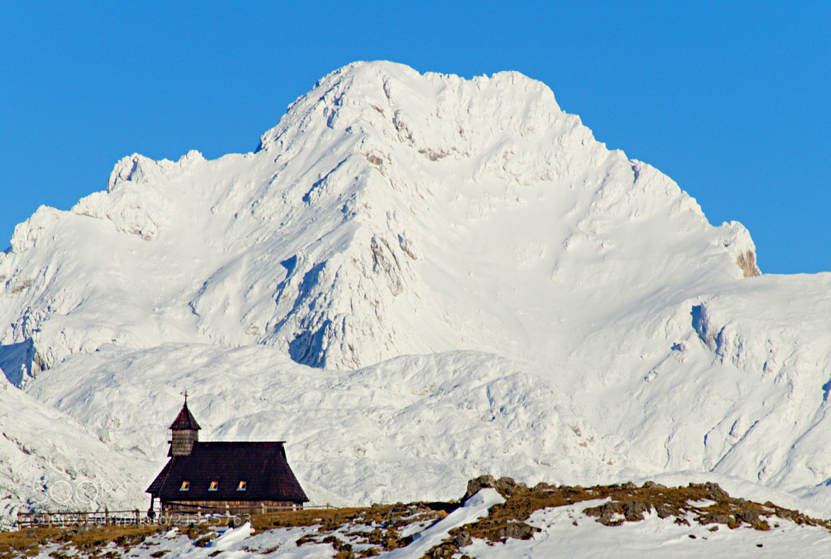 Photograph A Shelter for Prayer by Edvard - Badri Storman on 500px