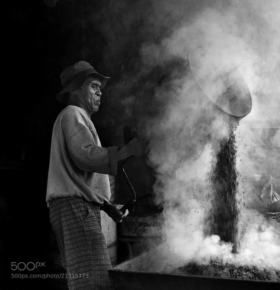Photograph The Kopi Maker by Alit Apriyana on 500px