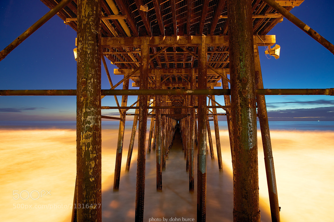 Photograph Under the Boardwalk by Dohn Burce Photography on 500px
