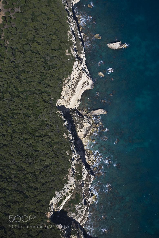 Photograph Caños de Meca. Cliff by Thierry Delsart on 500px