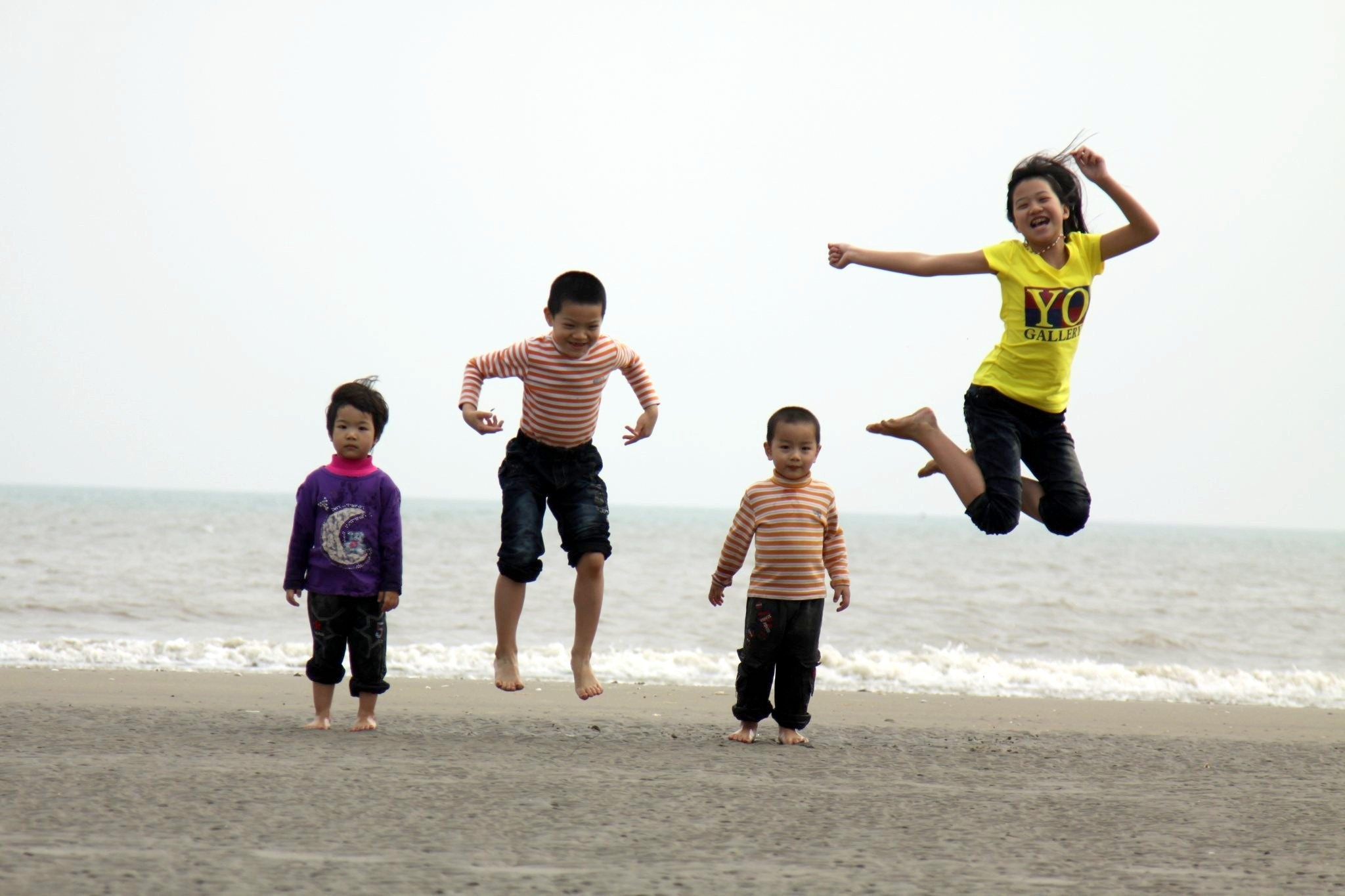 Photograph Fun on the beach  by Do Ngoc Nam on 500px