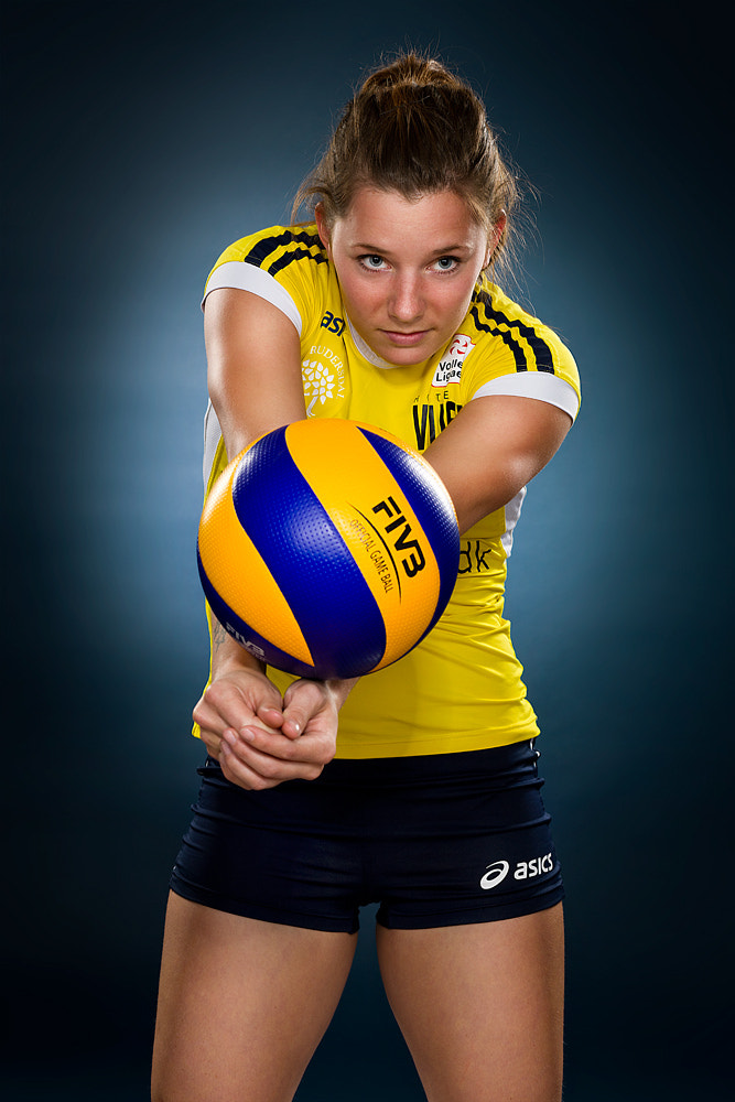 Photograph Volleyball Portrait by Morten Olsen on 500px
