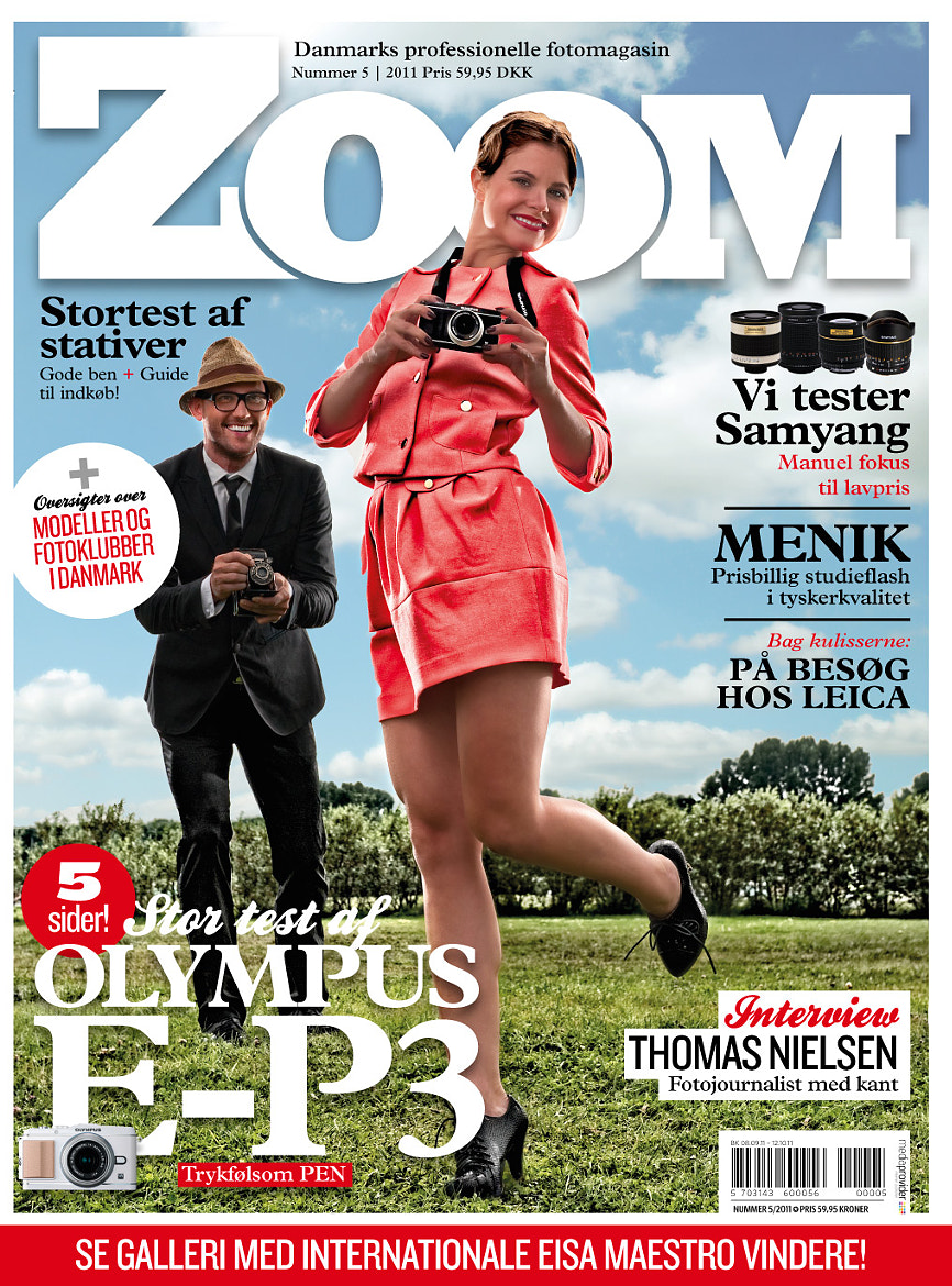 Photograph Covershoot for ZOOM Magazine by Michael Bang on 500px