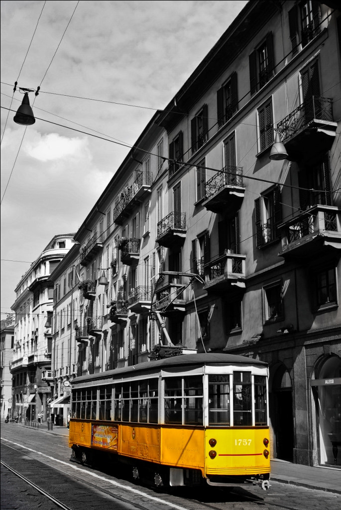 Photograph Milan by Toni Mares on 500px