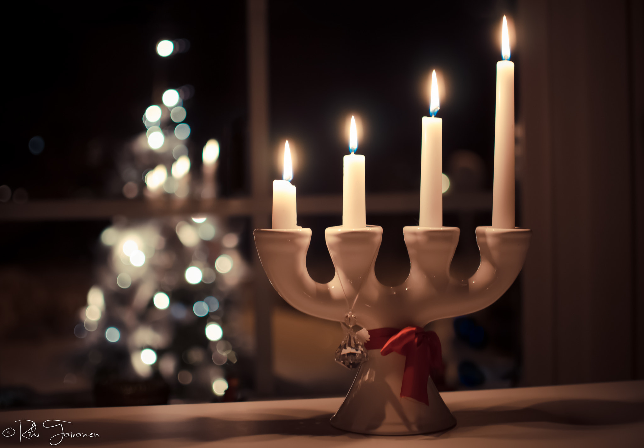 Photograph Christmas Candles by Riku Toivonen on 500px