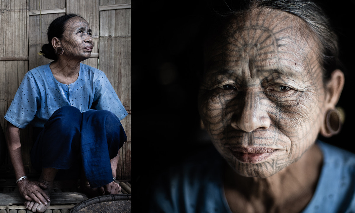 Photograph The last Chin woman by Philippe CAP on 500px
